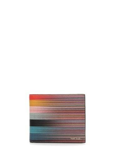 Paul Smith Cüzdan Renkli